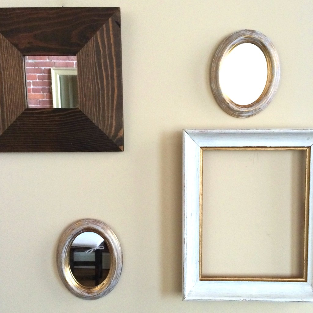 Distressed frames from Moose jaw Inc.